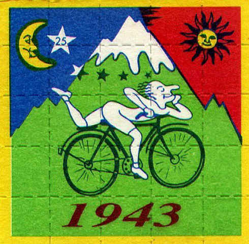 Bicycle Day.